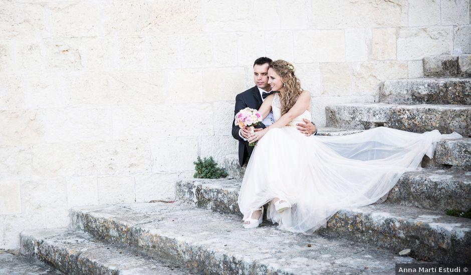 La boda de Jordi y Laura en L' Arboç, Tarragona
