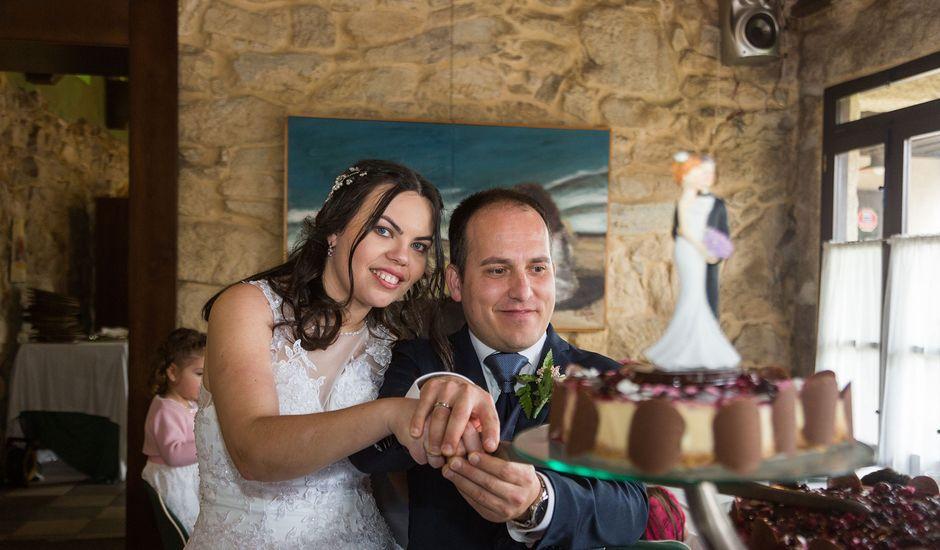 La boda de Samuel y Suely  en Gondomar, Pontevedra