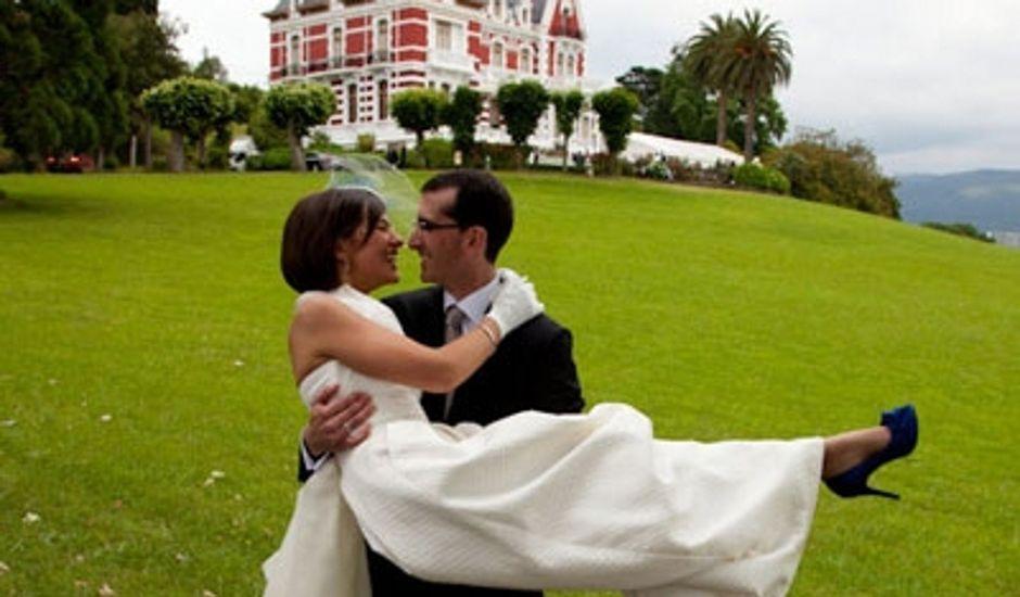 La boda de Ángel y Inés en Gijón, Asturias