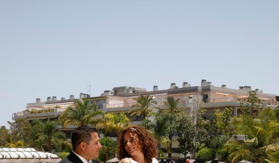 La boda de Arturo y María José en Marbella, Córdoba