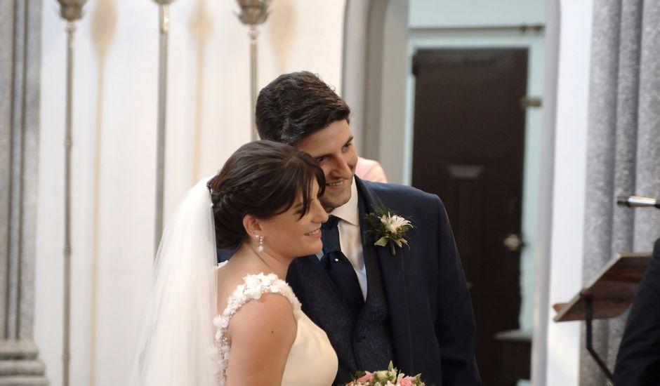 La boda de Adrián y Raquel en A Coruña, A Coruña