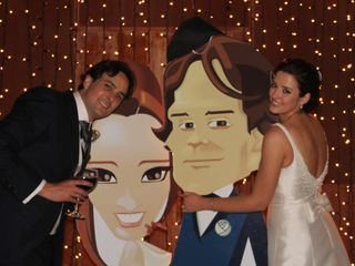 La boda de Isabel Maria y Alfonso 2
