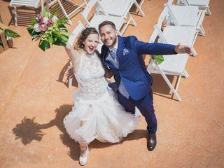 La boda de Noemi y Xavi