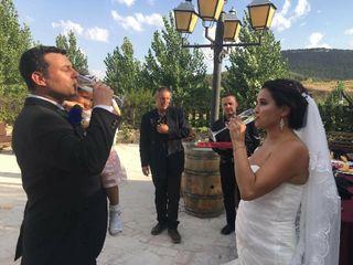 La boda de Carolina  y Ferran  1