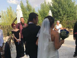 La boda de Carolina  y Ferran  2