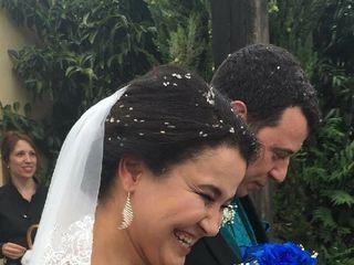 La boda de Carolina  y Ferran  3