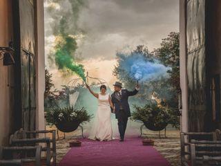 La boda de Esther y Mario