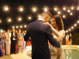 La boda de Arturo y Nayra
