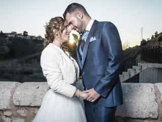 La boda de Ivan y Viky