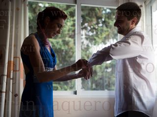 La boda de Cristina y Pedro José 2