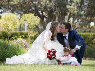 La boda de Cristina y Pedro José