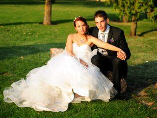 La boda de Azucena y Cristian