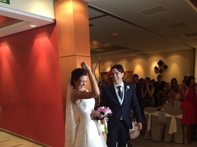 La boda de Alfonso y Isabel Maria en Lorca, Murcia 3