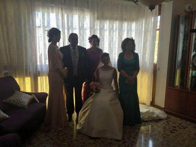La boda de Alfonso y Isabel Maria en Lorca, Murcia 5