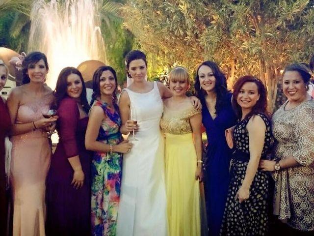 La boda de Alfonso y Isabel Maria en Lorca, Murcia 6