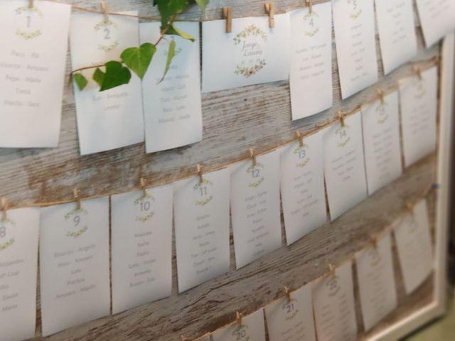 La boda de Jorge  y Laura  en Valencia, Valencia 17