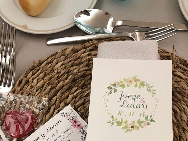 La boda de Jorge  y Laura  en Valencia, Valencia 21