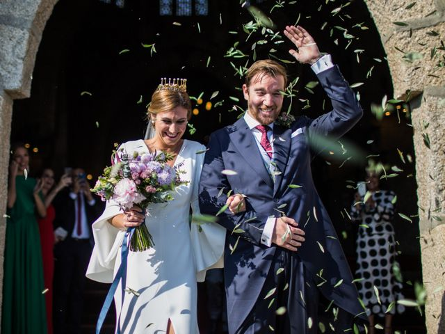 La boda de Sofía y Alberto