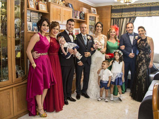 La boda de Diego y María José en Torrejon De Velasco, Madrid 16