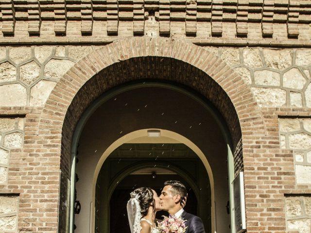 La boda de Diego y María José en Torrejon De Velasco, Madrid 20