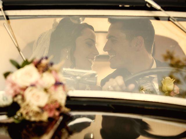 La boda de Diego y María José en Torrejon De Velasco, Madrid 29