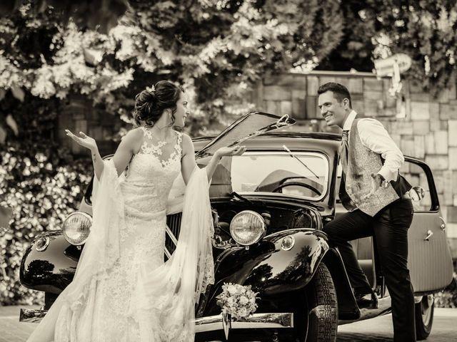 La boda de Diego y María José en Torrejon De Velasco, Madrid 34
