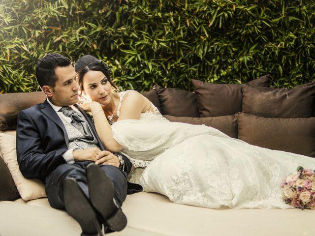 La boda de Diego y María José en Torrejon De Velasco, Madrid 39