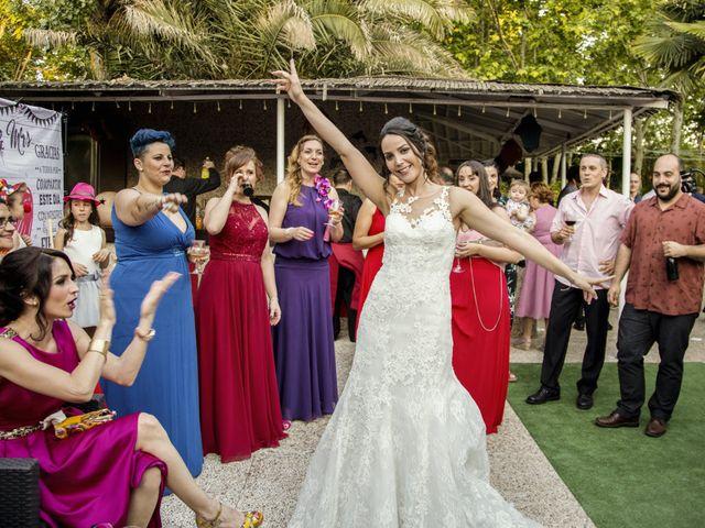 La boda de Diego y María José en Torrejon De Velasco, Madrid 48