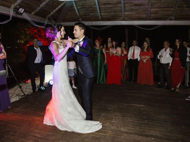 La boda de Diego y María José en Torrejon De Velasco, Madrid 55