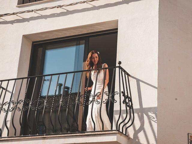 La boda de Jaume y Nuria en Vila-real/villarreal, Castellón 34