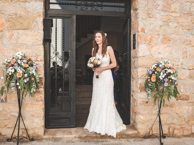 La boda de Jaume y Nuria en Vila-real/villarreal, Castellón 47
