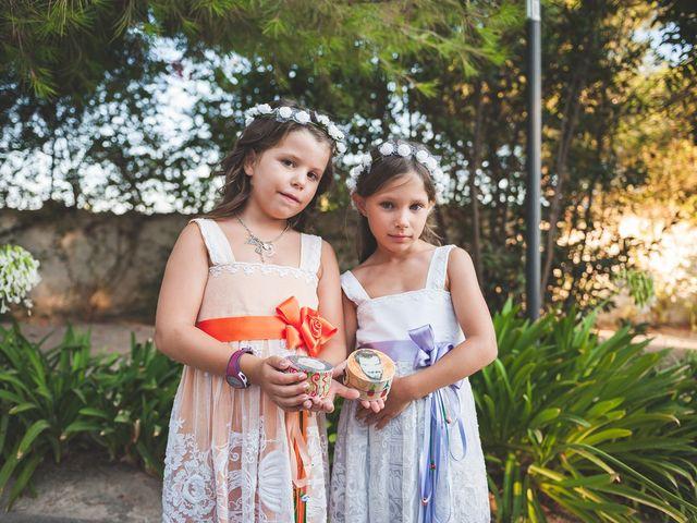La boda de Jaume y Nuria en Castelló/castellón De La Plana, Castellón 117