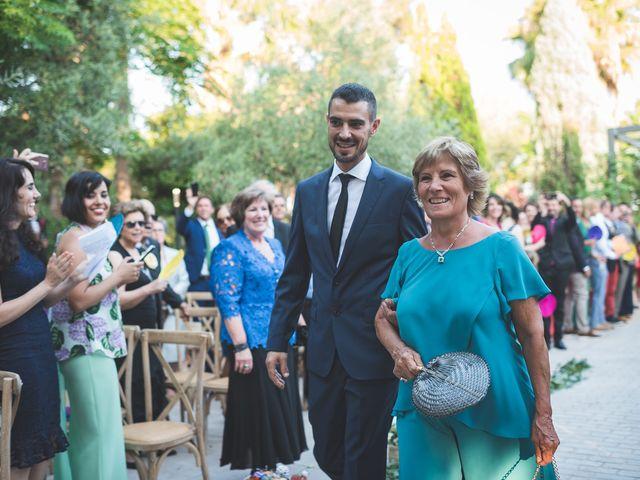 La boda de Jaume y Nuria en Vila-real/villarreal, Castellón 52