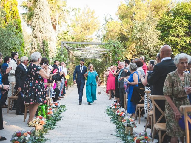 La boda de Jaume y Nuria en Vila-real/villarreal, Castellón 55