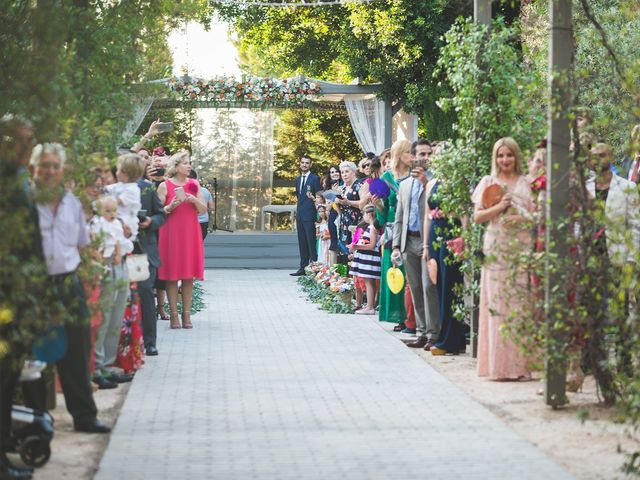 La boda de Jaume y Nuria en Vila-real/villarreal, Castellón 56
