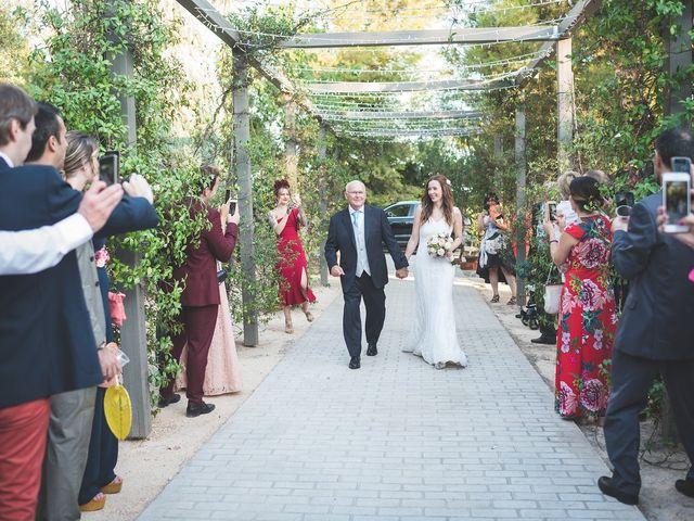 La boda de Jaume y Nuria en Vila-real/villarreal, Castellón 58
