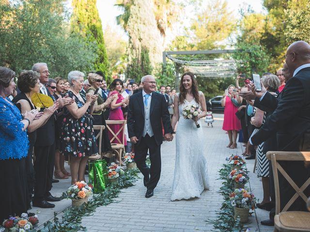 La boda de Jaume y Nuria en Vila-real/villarreal, Castellón 60