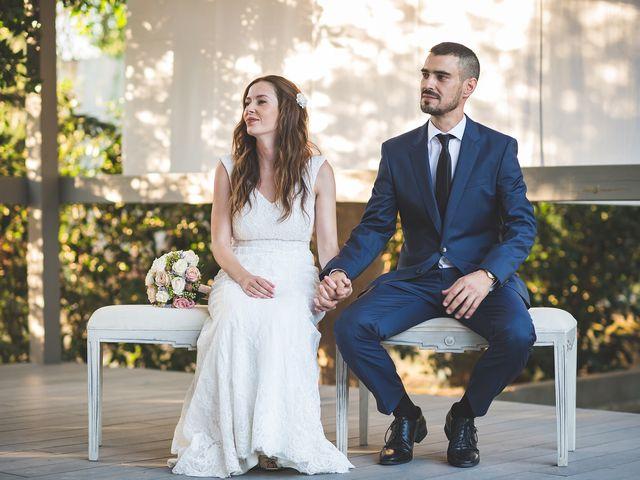 La boda de Jaume y Nuria en Castelló/castellón De La Plana, Castellón 104