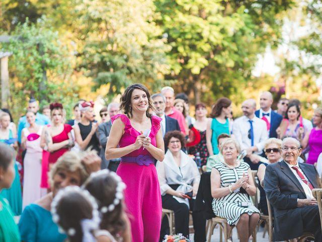 La boda de Jaume y Nuria en Vila-real/villarreal, Castellón 65