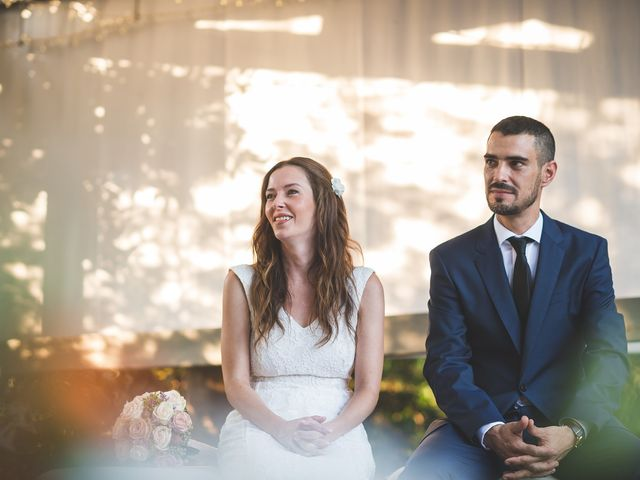 La boda de Jaume y Nuria en Castelló/castellón De La Plana, Castellón 33