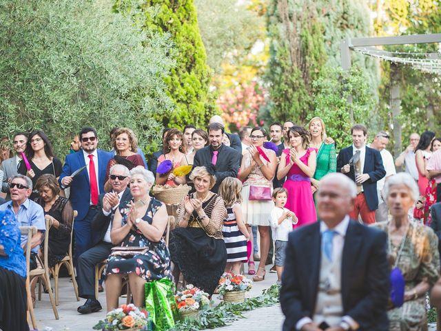 La boda de Jaume y Nuria en Vila-real/villarreal, Castellón 71