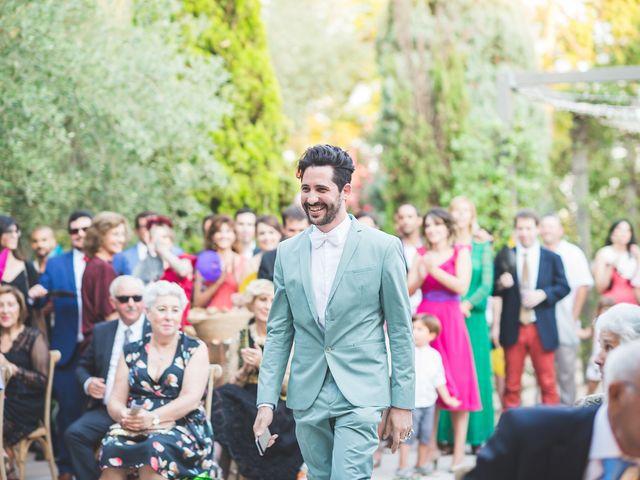 La boda de Jaume y Nuria en Vila-real/villarreal, Castellón 72