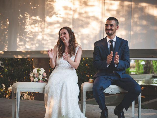 La boda de Jaume y Nuria en Vila-real/villarreal, Castellón 75