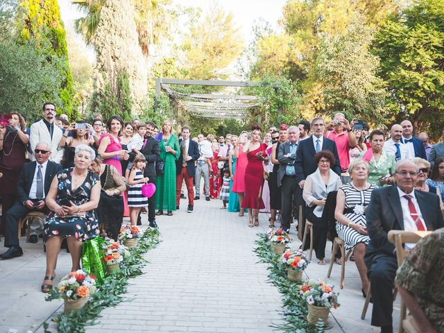 La boda de Jaume y Nuria en Vila-real/villarreal, Castellón 80