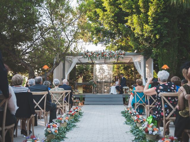 La boda de Jaume y Nuria en Vila-real/villarreal, Castellón 81