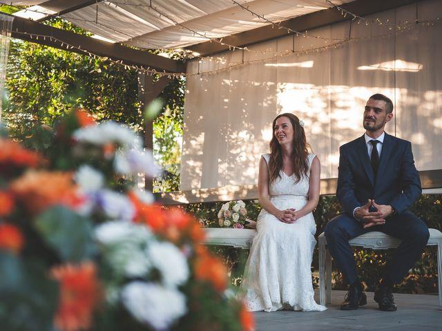 La boda de Jaume y Nuria en Vila-real/villarreal, Castellón 1