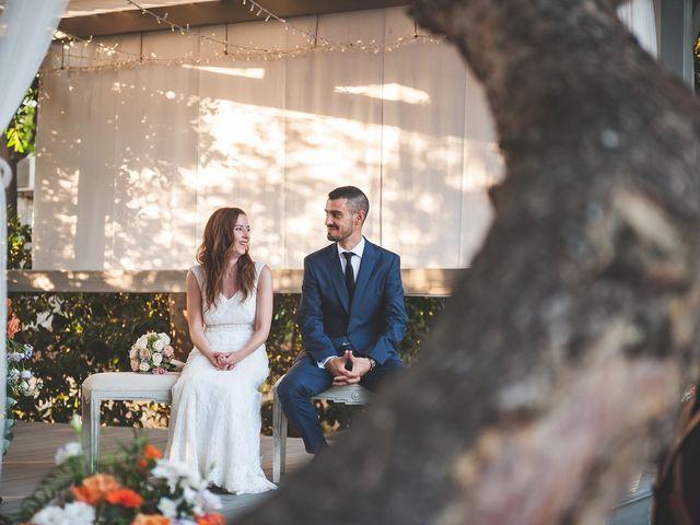La boda de Jaume y Nuria en Castelló/castellón De La Plana, Castellón 17