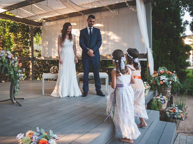 La boda de Jaume y Nuria en Vila-real/villarreal, Castellón 84