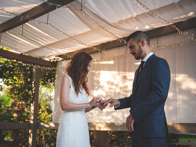 La boda de Jaume y Nuria en Castelló/castellón De La Plana, Castellón 14