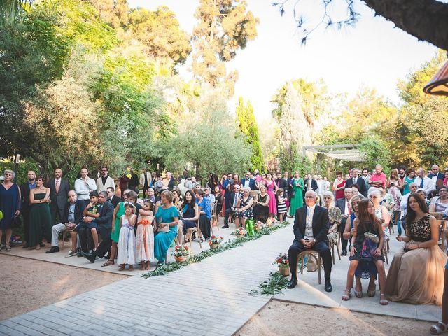 La boda de Jaume y Nuria en Vila-real/villarreal, Castellón 93